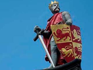 Llywelyn de Gwynedd se deshace de sus tíos y controla gran parte de Gales
