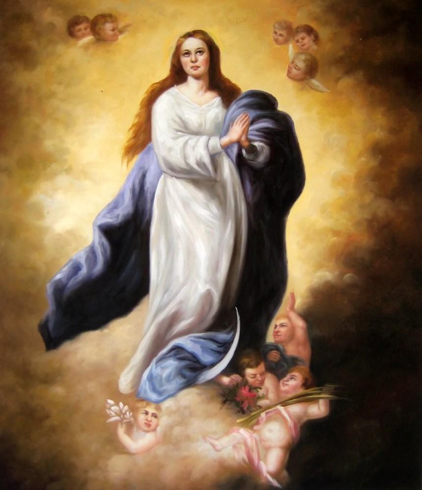 Inmaculada Concepción de El Escoaria