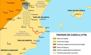 El Tratado de Cazola mantiene a Novelda en la zona de reserva castellana