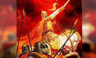 Iván Asén II, señor de los Balcanes; derrota y captura a Teodoro Commeno con toda su corte