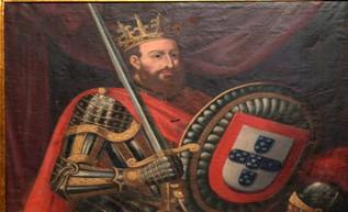 Alfonso Henriques, primer rey de Portugal