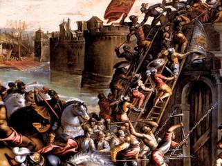 Incredulidad mundial: Venecia desvía la Cuarta Cruzada contra una ciudad cristiana