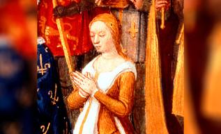 Brutal ofensiva nobiliaria contra Blanca de Castilla tras muerte de Luis VIII de Francia