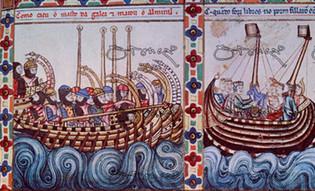Barcelona clama contra la piratería