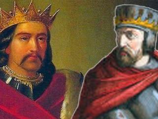 Pedro II de Aragón entrega su heredero a Simón de Monfort