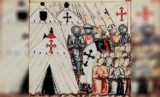 Una expedición al mando del arzobispo de Toledo saquea las inmediaciones de Sevilla