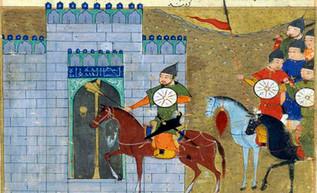 Los mongoles arrasan Zhongdu y la refundan como Pekín
