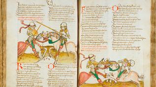 Parzival, la gran obra de la literatura medieval alemana