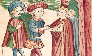 Otón IV coronado emperador. Inocencio III en la cúspide de la Cristiandad