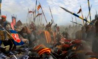 Pedro II de Aragón muere luchando en Muret