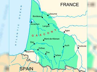 Alfonso VIII entra en Gascuña y expande Castilla al norte de los Pirineos