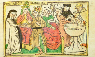 La inesperada muerte de Enrique VI provoca la anarquía en el Imperio