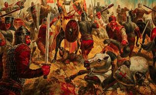El Imperio Búlgaro consolida Tracia y Macedonia, arrebatadas a Bizancio
