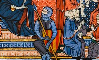 Rodrigo de Lizana, protagonista en la revuelta contra Jaime I