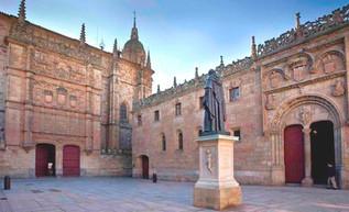 Alfonso IX de León crea los Estudios Generales de Salamanca