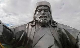 Temuyín unifica las tribus mongolas tras veinte años de luchas