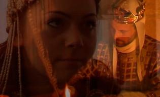El amor por Bianca Lancia destapa un emperador poeta