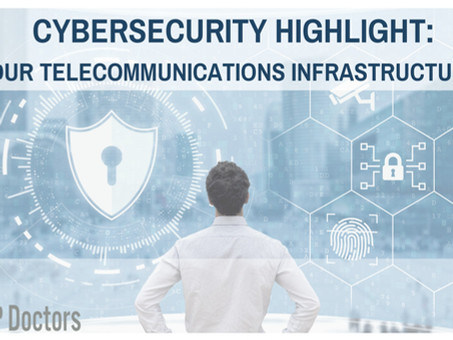 Perilous Cybersecurity Afterthought: Your Communications Infrastructure
