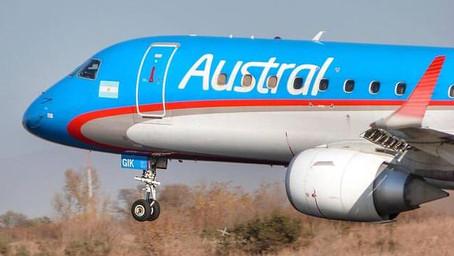 El fin de Austral Líneas Aéreas