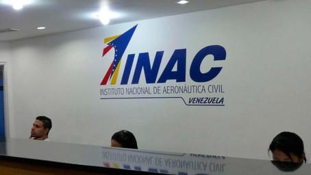 INAC autoriza la reactivación de vuelos a cuatro países