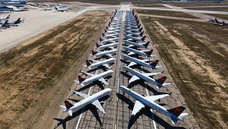 """2020: El """"annus horribilis"""" de la aviación"""