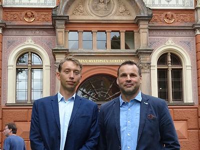 Tilman Schubert und Andreas-Dagobert Will, Solution Manufactory
