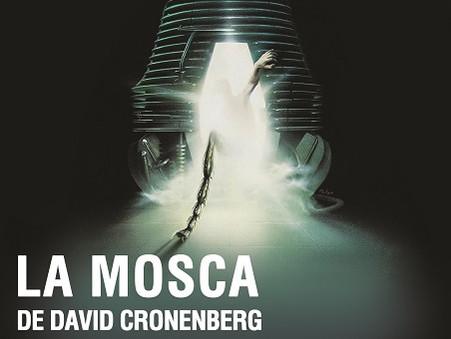 """""""La Mosca"""" de David Cronenberg - Ciclo de Cine de Ciencia Ficción"""