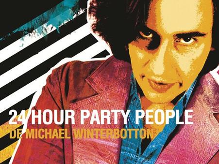"""""""24 Hour Party People"""" de Michael Winterbottom - Seminario de Cine y Rock"""