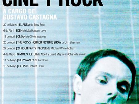 Nuevo Seminario en el CIC - Cine y Rock