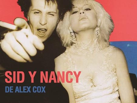 """""""Sid y Nancy"""" de Alex Cox - Seminario Cine y Rock"""