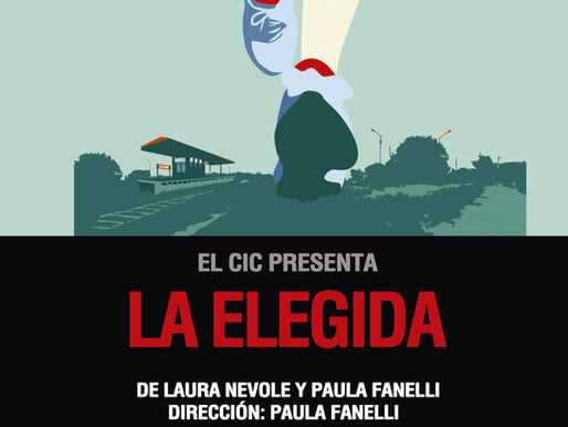 """Función especial de """"La Elegida"""" en el Teatro del CIC"""
