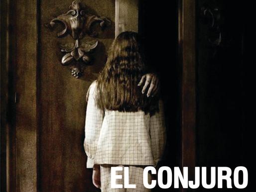 """""""El Conjuro"""" de James Wan                        10 films antológicos de terror"""