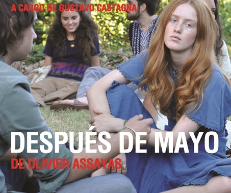 """""""Después de Mayo"""" de Olivier Assayas - Ciclo de Cine - Trilogías: Mayo Francés"""