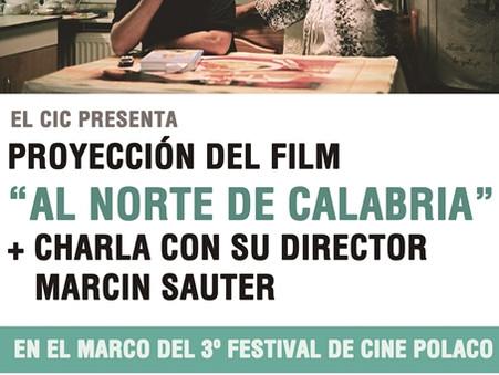 """""""Al norte de Calabria"""" Proyección y Charla con su director Martin Sauter"""