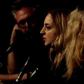 """Nicola Costantino y Natalie Cristiani presentaron el film """"La Artefacta"""""""
