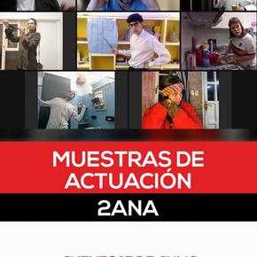 Muestra de Actuación III - 2ANA