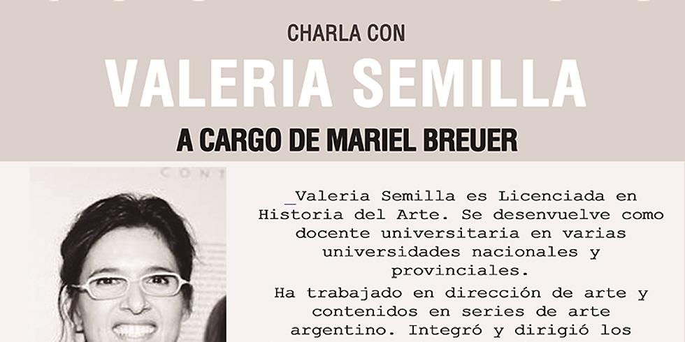 a_gestionar! con Valeria Semilla