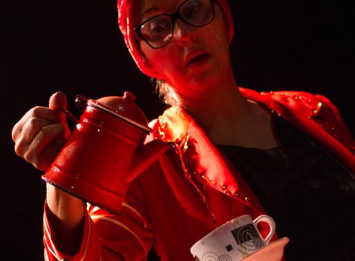 """Se presentó """"No fue magia"""" en el Teatro del CIC"""