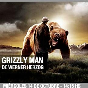"""Girzzly Man"" de Werner Herzog - Seminario de Cine Haynes + Haneke + Herzog"