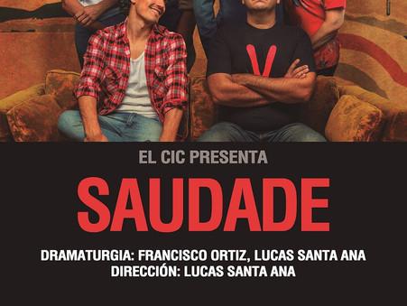 """Función Especial de """"Saudade"""" en el Teatro del CIC"""