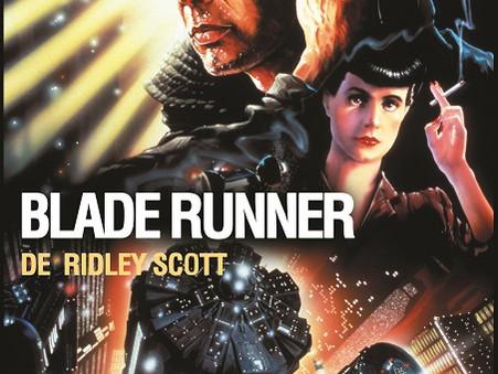 """""""Blade runner"""" de Ridley Scott              Ciclo de cine de ciencia ficción en el CIC"""