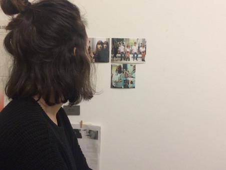 Visita al taller de la Artista Cecilia Catalin
