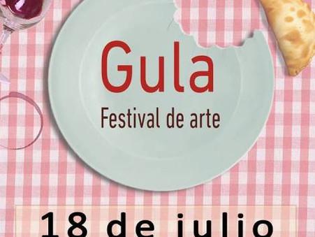 """""""Gula"""" Festival de Arte"""