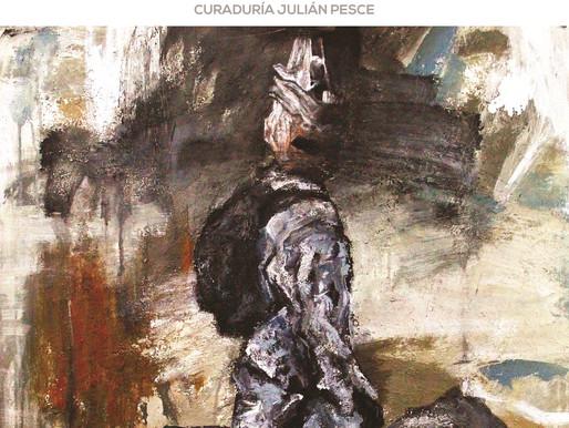 *Prospección* de Piero Vicente en la Sala de Exposiciones del CIC