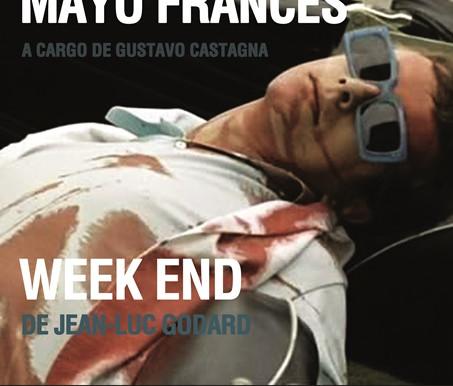 """""""Week End"""" de Jean Luc Godard - Ciclo de Cine - Trilogías: Mayo Francés"""