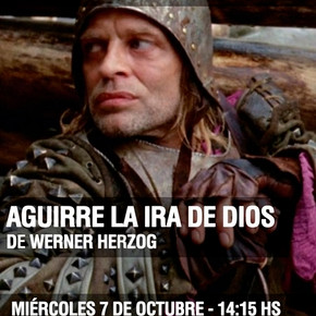"""""""Aguirre La ira de Dios"""" de Werner Herzog - Seminario de Cine Haynes + Haneke + Herzog"""