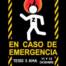 Tesis de Graduación *En caso de emergencia*