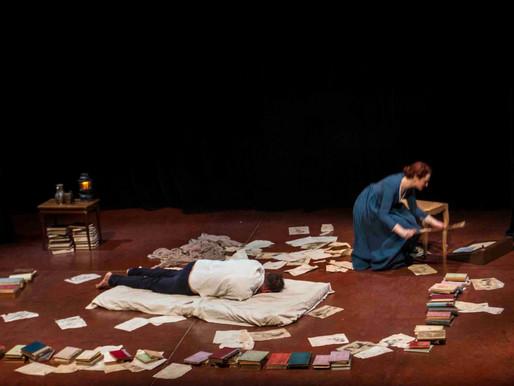 """Se presentó """"La fragilidad del Cielo"""" de Anahi Ribeiro en el Teatro del CIC"""