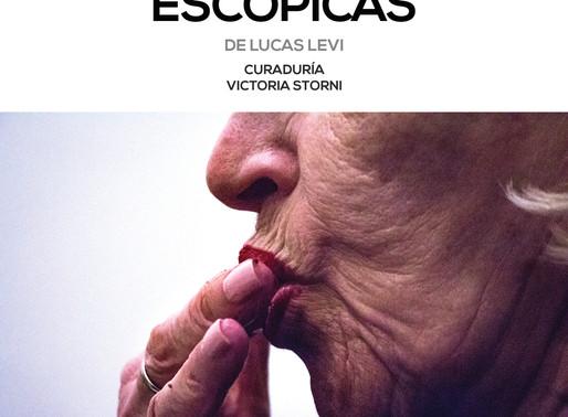 """""""Pulsiones Escópicas"""" de Lucas Levi."""