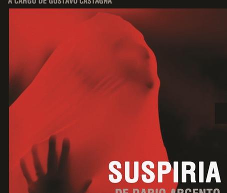 """""""Suspiria"""" de Dario Argento                        10 films antológicos de terror"""